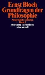 Ausgewählte Schriften: Grundfragen der Philosophie; 1