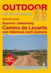 Spanien: Jakobsweg Camino de Levante von Valencia nach Zamora