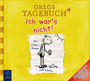 Gregs Tagebuch - Ich war's nicht, Audio-CD