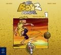 Die Bar-Bolz-Bande - Barfuß auf Sieg, 2 Audio-CDs