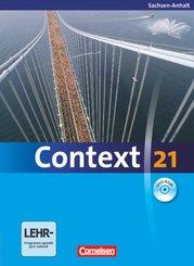 Context 21: Schülerbuch, m. DVD-ROM, Ausgabe Sachsen-Anhalt