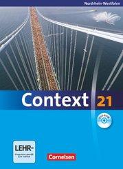 Context 21: Schülerbuch, m. DVD-ROM, Ausgabe Nordrhein-Westfalen