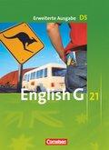 English G 21, Ausgabe D: 9. Schuljahr, Schülerbuch, Erweiterte Ausgabe; Bd.5