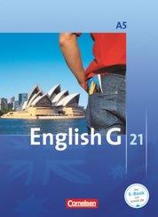 English G 21 - Ausgabe A - Band 5: 9. Schuljahr - 6-jährige Sekundarstufe I