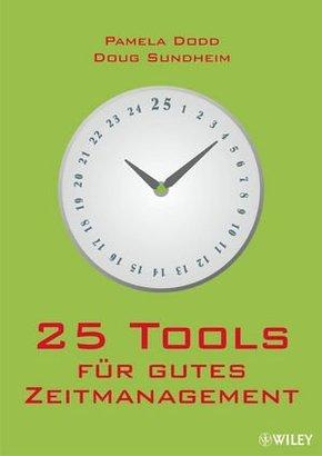 25 Tools für gutes Zeitmanagement