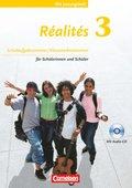 Réalités, Nouvelle édition: Schulaufgabentrainer / Klassenarbeitstrainer Realschule Bayern und Baden-Württemberg, m. Audio-CD; Bd.3