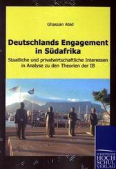 Deutschlands Engagement in Südafrika