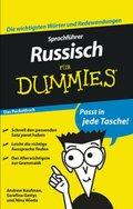 Sprachführer Russisch für Dummies