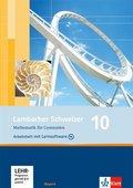 Lambacher-Schweizer, Ausgabe Bayern: 10. Schuljahr, Arbeitsheft m. CD-ROM