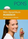 PONS Mini-Sprachkurs Russisch, m. MP3-CD
