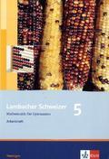 Lambacher-Schweizer, Ausgabe Thüringen, Neubearbeitung (2009): 5. Schuljahr, Arbeitsheft