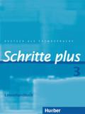 Schritte plus - Deutsch als Fremdsprache: Lehrerhandbuch; Bd.3