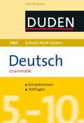 Deutsch Grammatik, 5.-10. Klasse