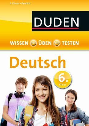 Einfach klasse in Deutsch 6. Klasse