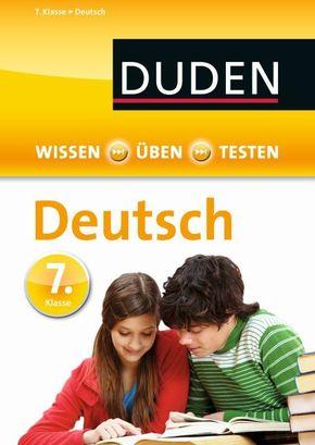 DUDEN Deutsch 7. Klasse