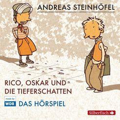 Rico, Oskar und die Tieferschatten, 1 Audio-CD