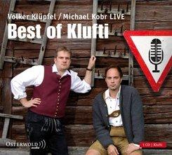 Best of Klufti, 1 Audio-CD