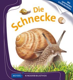 Die Schnecke - Meyers Kinderbibliothek