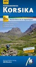 MM-Wandern Korsika Fernwanderwege