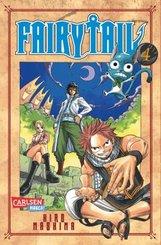 Fairy Tail - Bd.4