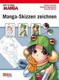 Manga-Skizzen zeichnen