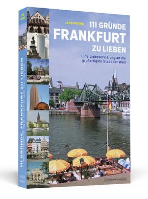 111 Gründe, Frankfurt zu lieben