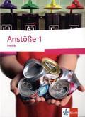 Anstöße Politik, Ausgabe Nordrhein-Westfalen, Realschule: Schülerbuch; Bd.1