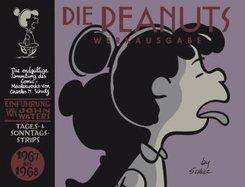 Die Peanuts Werkausgabe - 1967 bis 1968