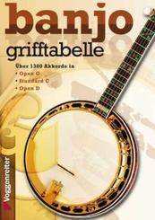 Banjo-Grifftabelle