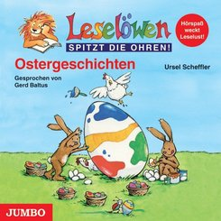 Ostergeschichten, Audio-CD