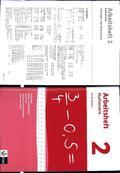 Arbeitsheft Mathematik, Neuausgabe: Für die Klasse 6; H.2