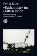 """""""Euthanasie"""" im Dritten Reich"""
