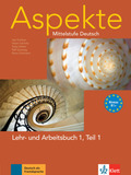 Aspekte - Mittelstufe Deutsch: Lehr- und Arbeitsbuch, m. Audio-CD; Bd.1 - Tl.1