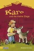 Karo und die kleine Ziege