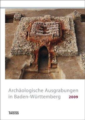 Archäologische Ausgrabungen in Baden-Württemberg 2009