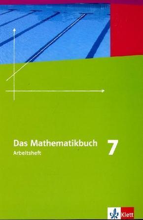 Das Mathematikbuch, Ausgabe N: 7. Schuljahr, Arbeitsheft