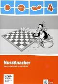 Nussknacker, Ausgabe Sachsen, Neubearbeitung 2009: 4. Schuljahr, Arbeitsheft m. CD-ROM