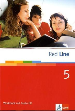 Red Line 5, m. 1 Audio-CD