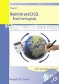 Rechnen und Excel, Berufe der Logistik, m. CD-ROM
