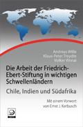 Die Arbeit der Friedrich-Ebert-Stiftung in wichtigen Schwellenländern