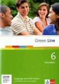 Green Line, Neue Ausgabe für Gymnasien: Klasse 10, Transition m. 2 Audio-CD/CD-ROMs u. 1 CD-ROM; Bd.6