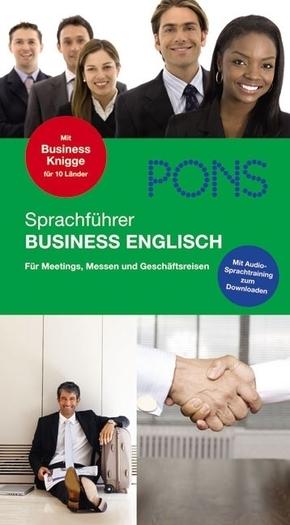 PONS Sprachf. Business Englisch