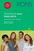 PONS Wörterbuch easy Englisch