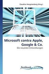 Microsoft contra Apple, Google