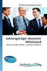 Leistungsträger deutscher Mittelstand