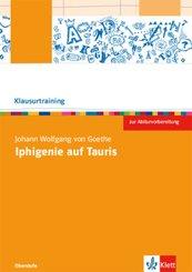 Johann Wolfgang von Goethe: Iphigenie auf Tauris; .
