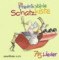 Die Fredrik Vahles Schatzkiste, 3 Audio-CDs