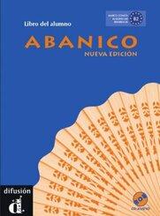 Abanico, Nueva Edición: Libro del alumno, m. Audio-CD