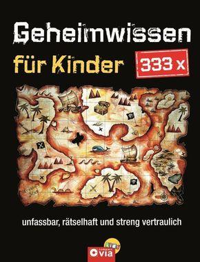 333 x Geheimwissen für Kinder