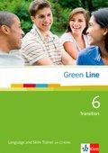 Green Line, Neue Ausgabe für Gymnasien: Klasse 10, Transition m. 2 CD-ROMs; Bd.6